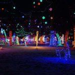 Rhema Park Christmas Lights