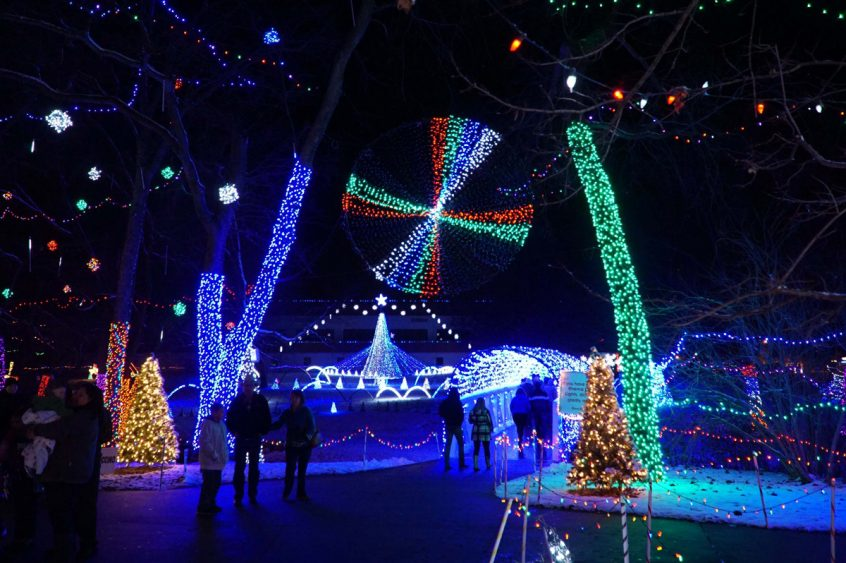 Rhema Christmas Lights Extravaganza