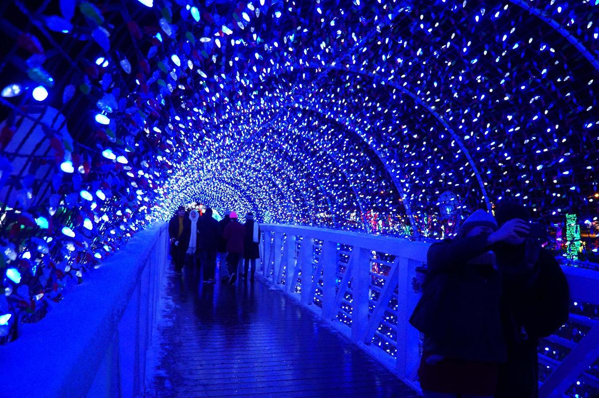 Rhema Christmas Lights.The Bridge At Rhema Christmas Lights Rhema Lights