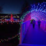 Rhema Christmas Lights Famous Tunnel