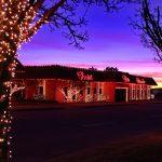 Beautiful Colors at Rhema Christmas Lights Extravaganza